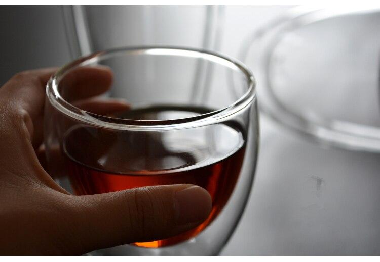 Детская одежда на рост 80, 250/350/450 мл чайник для заварки из термоустойчивого с двойными стенками, Стекло пивной бокал, Кубок Кофе чашки ручной работы здоровый напиток кружка Чай кружки прозрачный посуда для напитков