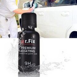 Car Liquid Glass Ceramic Coating Paint Care Nano Ceramics Anti-scratch Waterproof Super Hydrophobic Agent Car Coating TSLM1