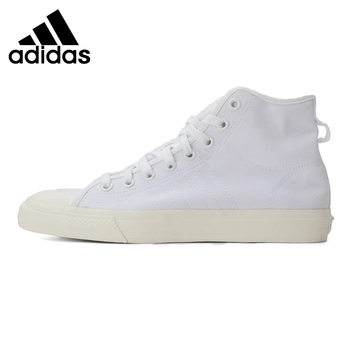 Original New Arrival Adidas Originals NIZZA HI RF Men's Skateboarding Shoes Sneakers