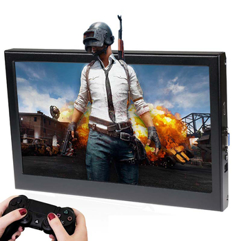 11.6 inch HD 1080P Portable Monitor 1920x1080 IPS Widescreen LED LCD Display HDMI/VGA Game Console /Raspberry Pi PS3 PS4 Xbox360 1