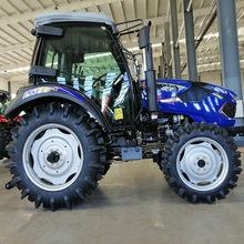4WD ciągnik rolniczy 90 koni mechanicznych można wybrać różne urządzenia