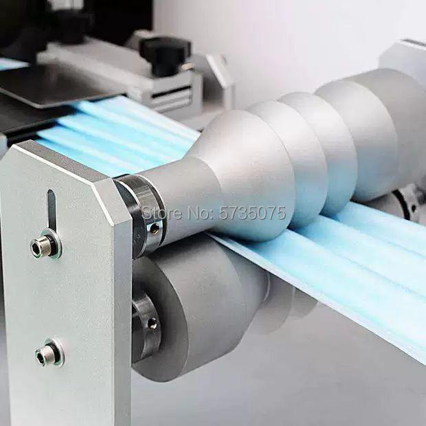 Flat mask machine folding flower roller mechanical accessories