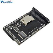 2.8 3.2 pouces TFT/SD Carte D'extension De Bouclier De Développement De Module pour Arduino GRÂCE méga 2560 LCD Module Adaptateur De Carte SD