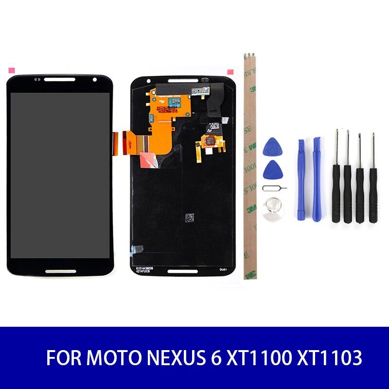 Pour Motorola Moto G5 Plus écran LCD + écran tactile numériseur assemblée XT1683 XT1680 XT1684 écran LCD