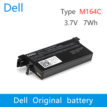 Dell 3.7V 7Wh Original GC9R0 KR174 M164C M9602 X8483 Laptop Battery For DELL PERC 5/E 6/E H700 H800 image