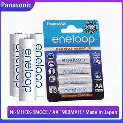 1.2V 2500mAh Panasonic Eneloop NI-MH AA batteria ricaricabile Per La Torcia Elettrica Della Macchina Fotografica Giocattolo di telecomando di telecomando Carica ad alta capacità