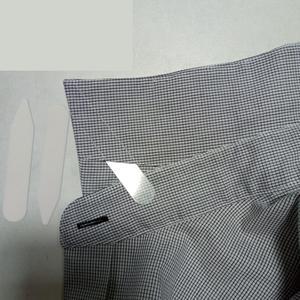 10 ピース/ロットプラスチック透明カラーステイ補強材まま骨ドレスシャツメンズギフトクリア複数のサイズ