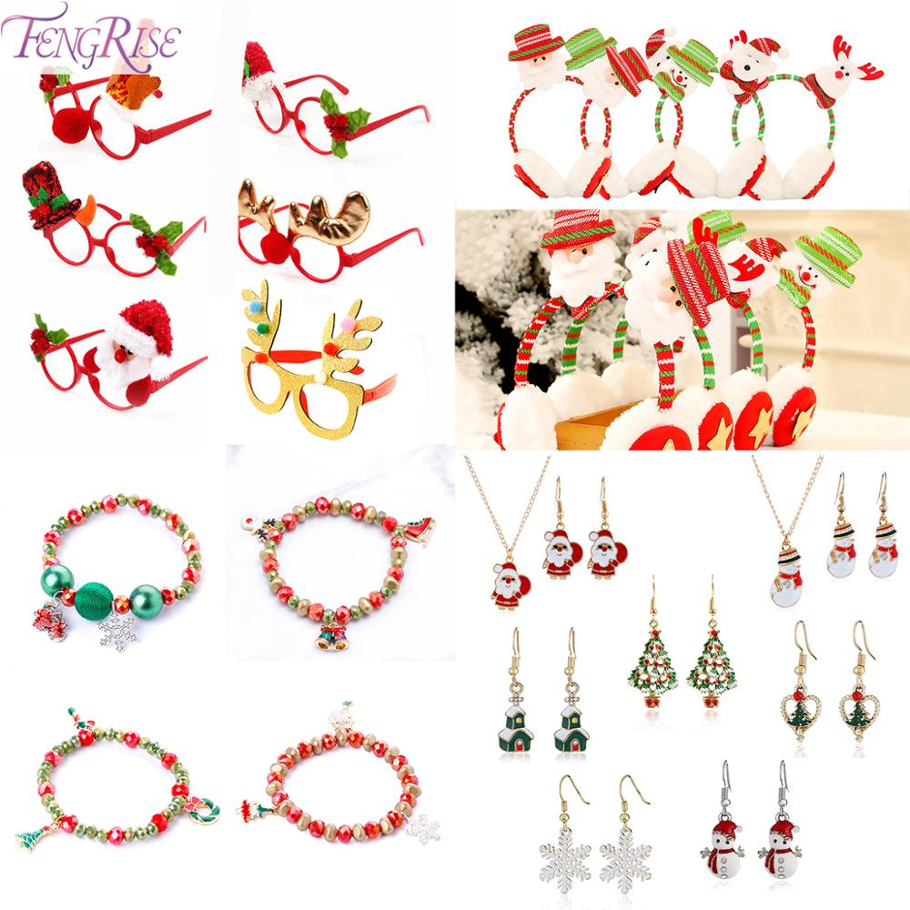 Merry Christmas Decoration For Home Presents Christmas Gifts 2019 Natale Noel Cristmas Glasses Xmas Decor Navidad New Year 2020