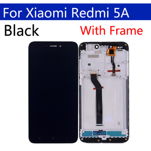 "Image 3 - 5.0 ""Original สำหรับ Xiaomi Redmi 5A หน้าจอสัมผัส LCD Digitizer Frame Assembly สำหรับ Redmi 5a จอแสดงผล LCD 1280*720"