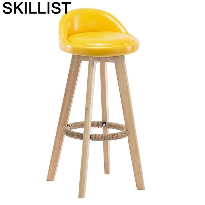 Bancos Moderno Para Stuhl Taburete De La Barra Stoel Sgabello Sedie Fauteuil Barkrukken Cadeira Silla Stool Modern Bar Chair