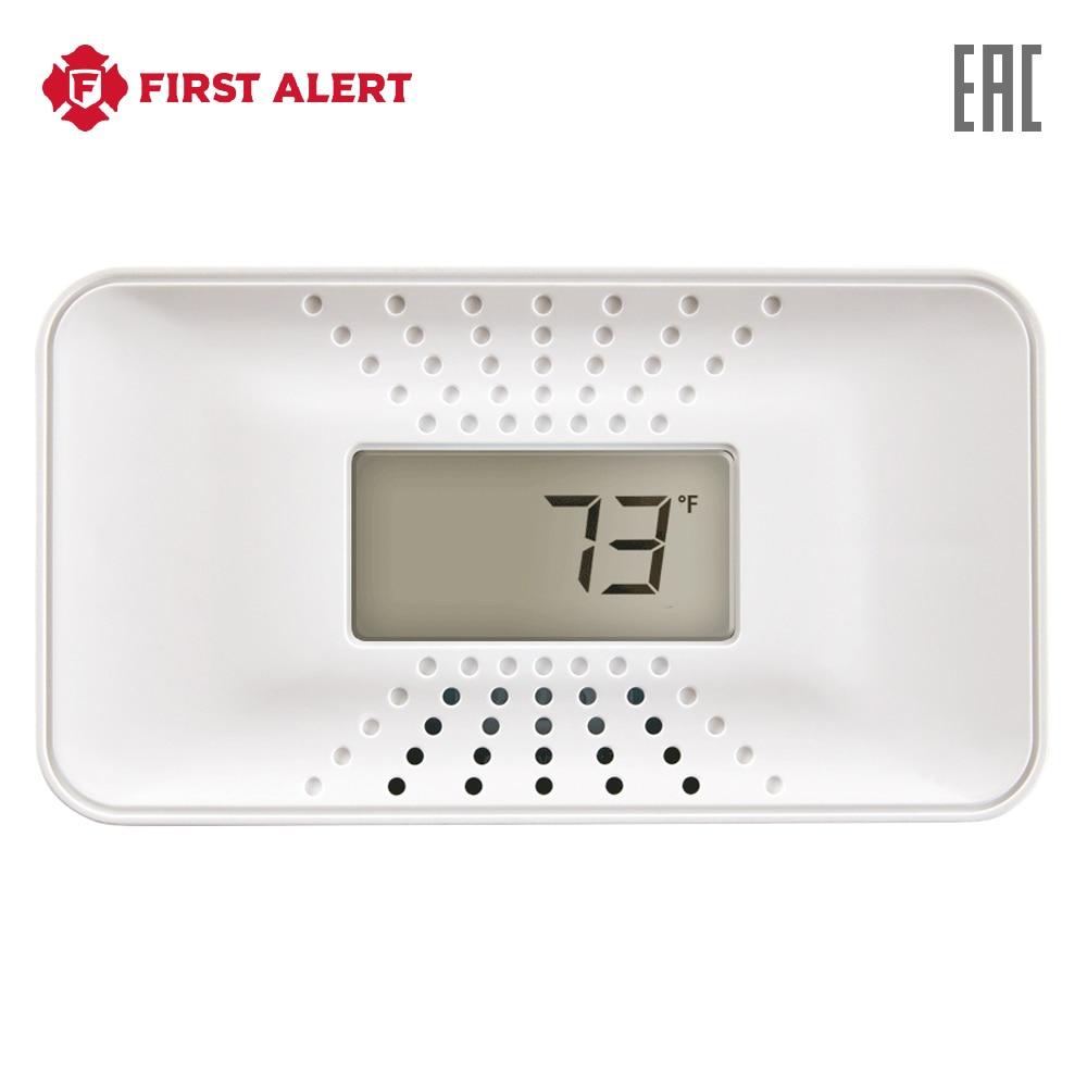 Smoke Detector First Alert CO710 Security Fire Protection sensors alarm detectors smart photo ic sensors optoschmitt detector infrared sensors