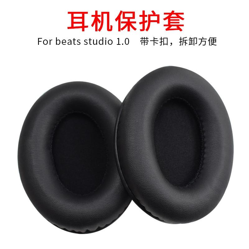 для звукорежиссера 1.0 гарнитура рукавом губка установленные компанией studio1.0 поколение гарнитуры наушники аксессуары черный и белый