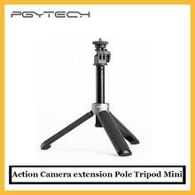Pgytech Actie Camera Extension Pole Statief Mini Voor Dji Osmo Action Gopro Hero 9 Insta 360 Een X2 Selfie Stok Originele