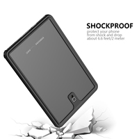 galaxy s4 Waterproof Case For Samsung Galaxy Tab S4 10.5 Inch T830 T835 Underwater Cover Shell Dustproof Shockproof Tablet Protector Cover (5)