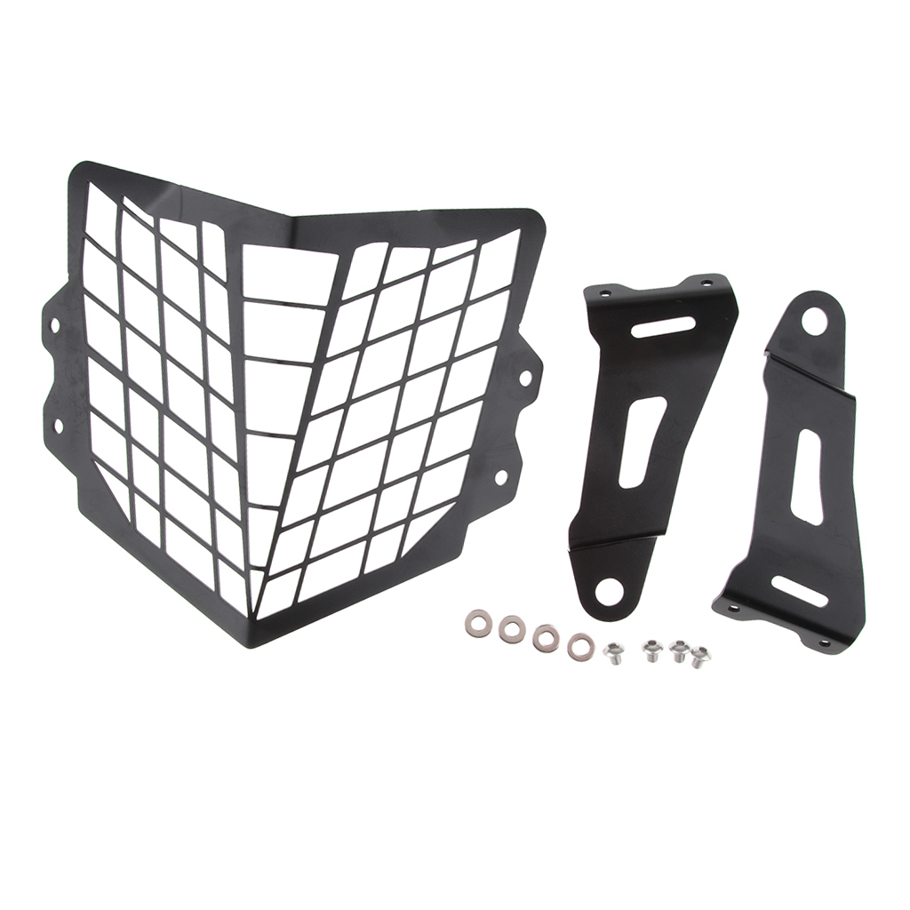 Motorcycle Headlight Protector Grill Guard Cover for Honda CRF250L 2012-2017