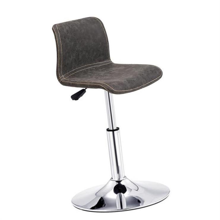 Bar Chair Lift Rotating High Stool Nordic Modern Minimalist Home Back Tea Shop Front Bar Chair