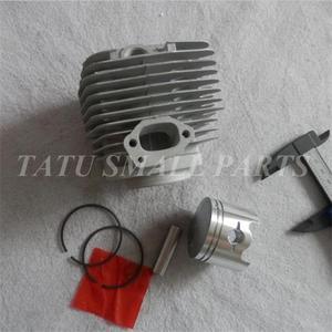 Image 2 - G620 CYLINDER KIT 47.5MM 48MM FOR KOMATSU ZENOAH G620PU G621  62CC CHAINSAW RC ZYLINDER  PISTON RINGS SET PIN CLIPS  ASSEMBLY