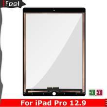 Écran tactile pour iPad Pro 12.9 pouces (2015) A1584 A1652, panneau de réparation de vitres extérieures LCD
