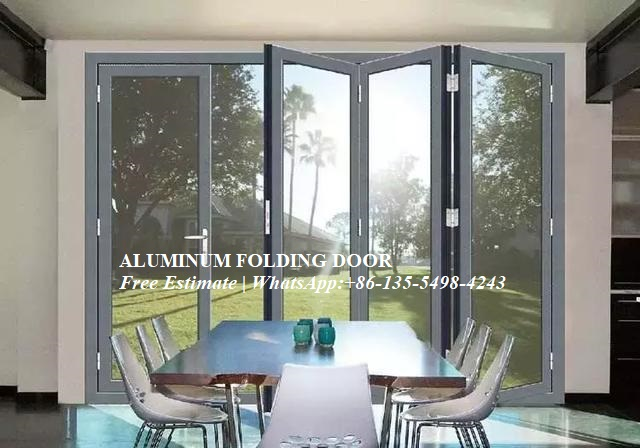 Modern Interior House Main Door Design Aluminium Folding Door Bi Fold Door Design Exterior Patio Doors Doors Aliexpress