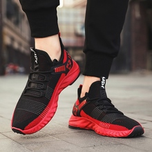 Men Casual Shoes Men Sneakers Men Shoes Spring Summer Brand Male Mesh Loafers Breathable Flats Slip On High Quality Zapatillas men casual shoes mesh sneakers brand men shoes men sneakers flats male mesh slip on loafers fly knit red breathable shoe summer