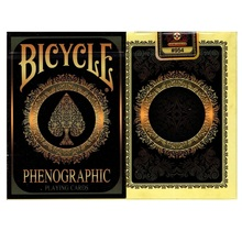 Bicycle Phenographic Playing Cards Deck USPCC Collectable Poker Magic Card Games Magic Tricks Props for Magician bicycle tragic royalty playing cards original poker cards for magician collection card game