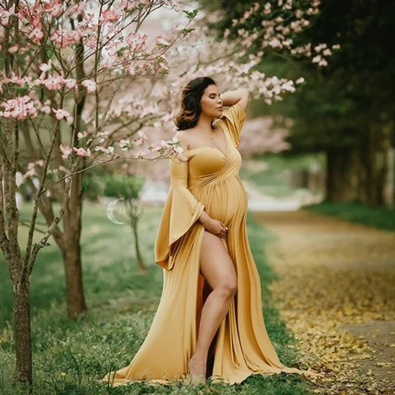 Maternity Shoot Dresses