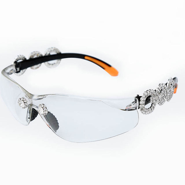 Luxury Diamond Sunglasses 2
