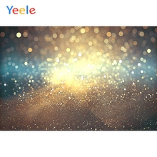 Yeele Christmas Backdrop Happy New Year Light Brokeh Stage Party Newborn Baby Birthday Photography Background For Photo Studio