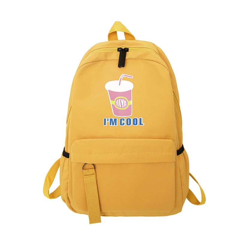 Luxury Nylon Women's Backpacks Large capacity Girls School Bag Travel Backpacks 2020 New Fashion Student Bag Girls Backpacks