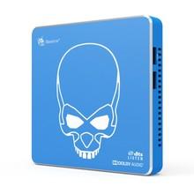 Beelink-TV Box gt-king Pro, 4GB + 64GB, Amlogic S922X-H, Android 9,0, alta fidelidad, Sans Perte, Son 4K, Dolby Audio, Dts