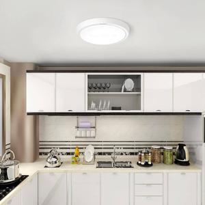Image 5 - OPPLE IP44 lampe étanche LED plafonnier pour cuisine salle de bain balcon allée PC acrylique plafonniers 6W 12W luminaire rond