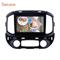 Seicane OEM 2DIN GPS Autoradio HD Touchscreen 9 inch Android 8.1 Car Radio for chevy Chevrolet Colorado 2015 2016 2017 Carplay