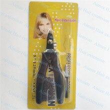 Hair-Extension-Tool-Kits Nano-Plier Multifunctional-Needle 500pcs/200pcs 1pcs