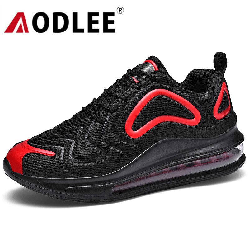 AODLEE Shoes Men Sneakers Air Cushion 720 Flyknit Mens Shoes Breathable Sports Run Men Casual Shoes Footwear Male Zapatos Hombre image