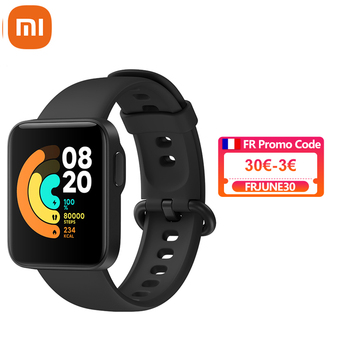 Xiaomi Mi zegarek Lite Bluetooth inteligentny zegarek GPS 5ATM wodoodporny SmartWatch Fitness pulsometr mi zespół globalna wersja tanie i dobre opinie CN (pochodzenie) Brak Na nadgarstek Zgodna ze wszystkimi 128 MB Krokomierz Rejestrator aktywności fizycznej Rejestrator snu