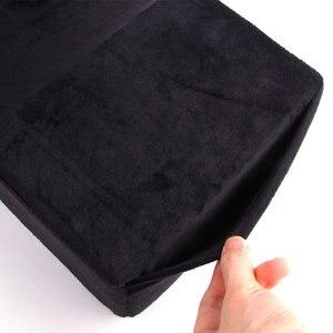Image 3 - ラッシュ枕ヘッドレストネックサポートまつげ枕とまつげエクステンション弾性シートベッドカバーメイクサロングラフトラッシュサロン