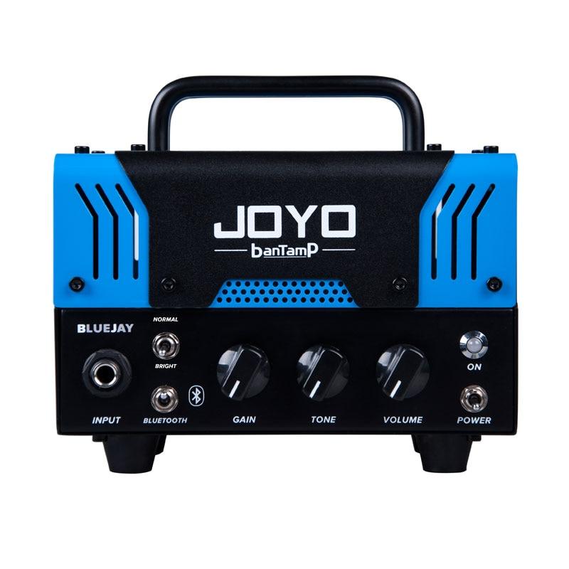 JOYO BantamP BlueJay wzmacniacz gitarowy przeciążenie Tone Clean/OD podwójny kanał AMP do gitary elektrycznej Blues akcesoria muzyczne Amp