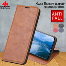 Original Mobfone For OPPO F11 A3S A3 Leather Case