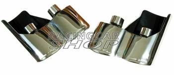 AMG Exhaust pipe Muffler Tips Tip 1pair for Mercedes Benz W221 S550 S63 S65 05-12 M111W 1