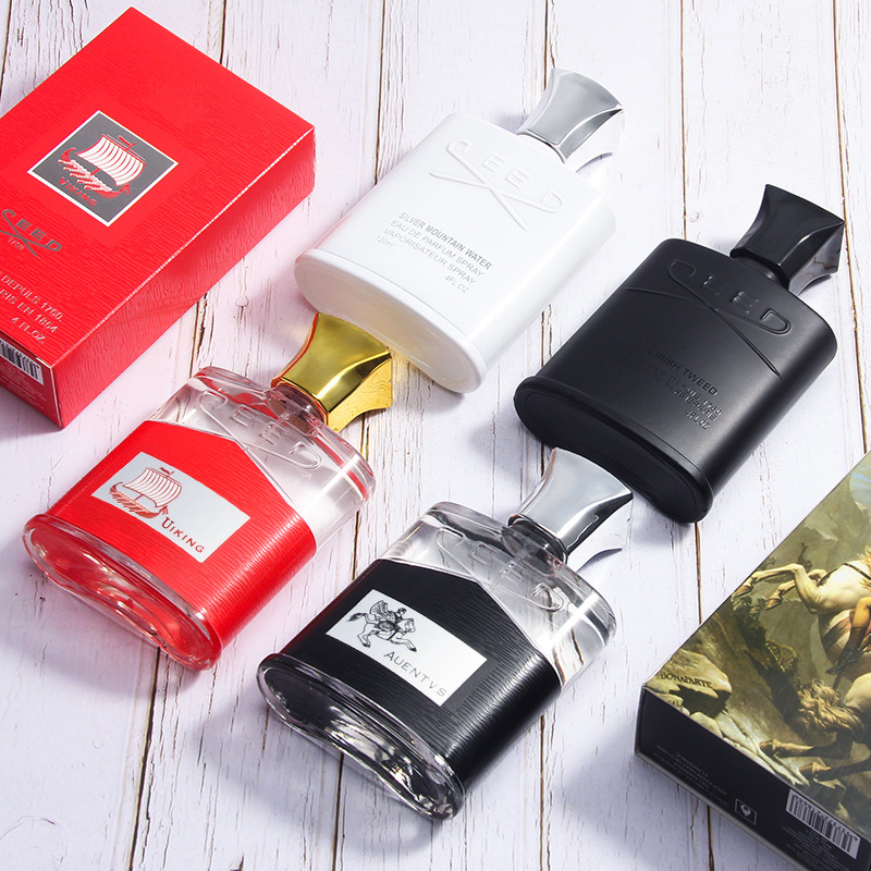 Hot Brand 100ml Original Men's Perfume Long-lasting French Eau De Parfum Spray Man Classic Cologne Male Antiperspirant Parfum
