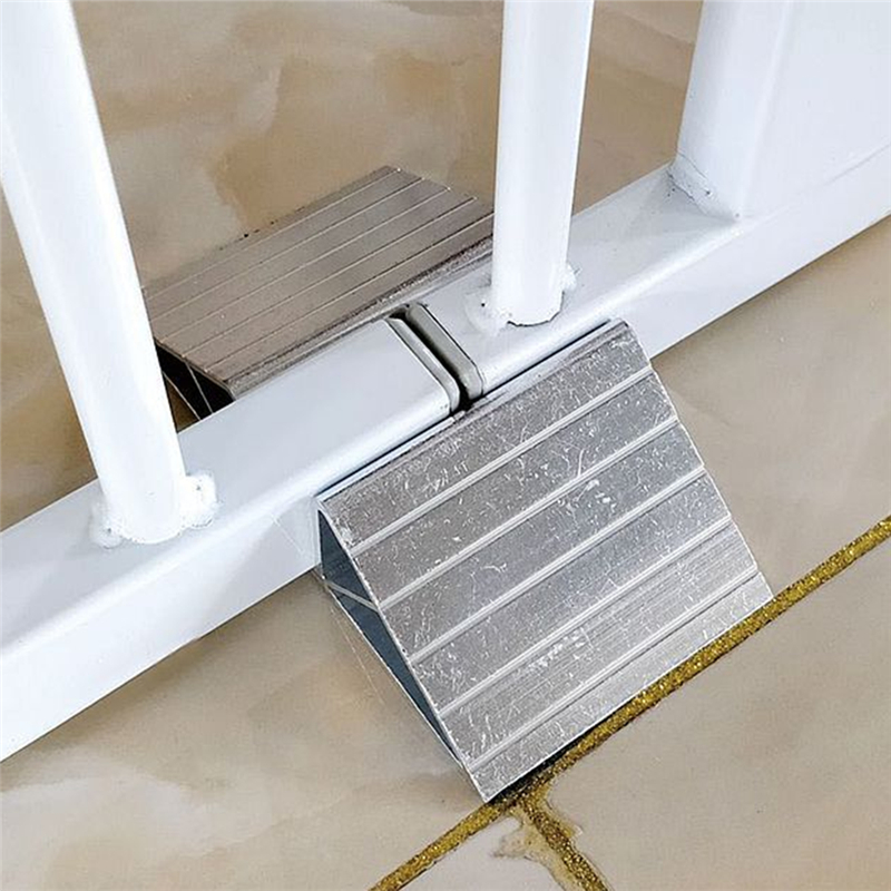 Baby Gate Pet Dog Heightened Isolation Fence Indoor Balcony Fence Baby Child Kid Safety Door Guardrail Reinforcement Accessories