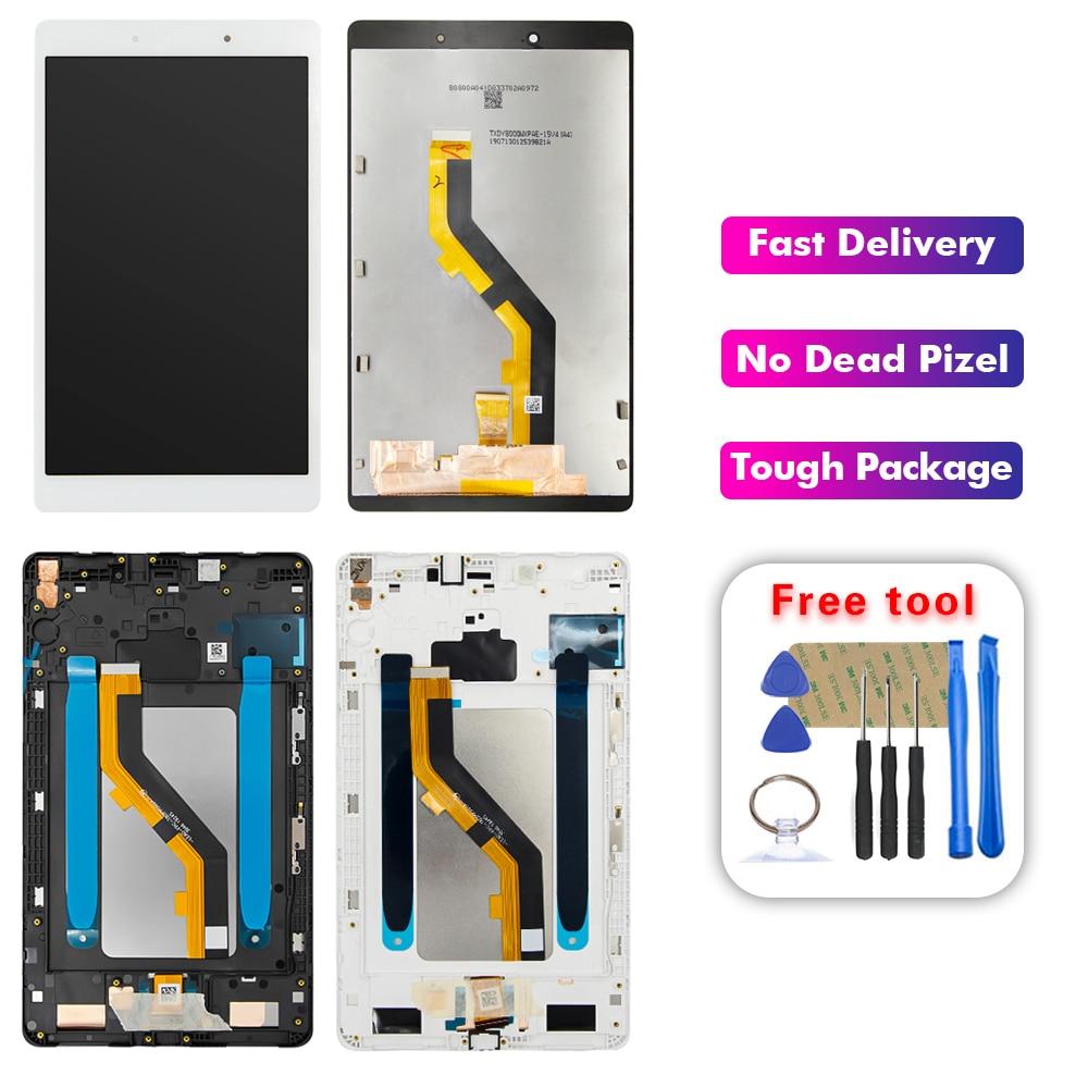 ЖК-дисплей с дигитайзером для Samsung Galaxy Tab A 8,0 2019 T290 T295, сенсорная панель в сборе + Инструменты