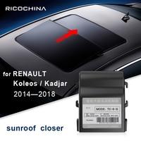 Auto sunroof close For RENAULT Koleos Kadjar 2014-2018 Automatic closing device of sunroof for automobile Close the skylight