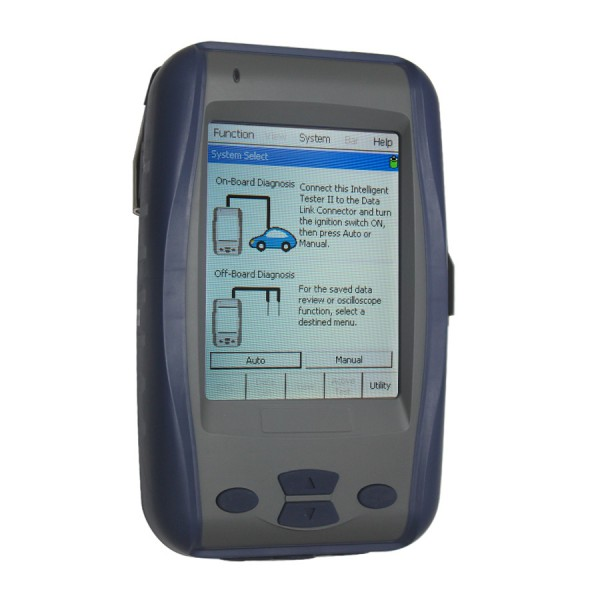 V2017.1 Denso Intelligent Tester IT2 Diagnostic Tool For Toyota And For Suzuki Without Oscilloscope Multi-Languages