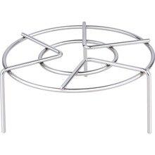 Креативный кухонный инструмент из нержавеющей стали, паровой стеллаж