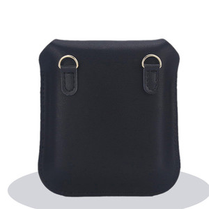 Image 5 - עור אמיתי רך מגן מקרה תיק הטלפון Z Flip טלפון אביזרי עמיד הלם כיסוי אחסון תיק פאוץ