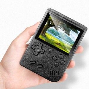 Image 5 - Ingebouwde 400 Games Mini Draagbare Retro Video Handheld Game Console Met 3.0 Inch Kleuren Lcd scherm Handheld Game Spelers