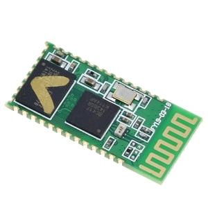 Image 5 - Tzt hc05 HC 05 master slave 6pin JY MCU anti reverso, módulo de passagem serial integrado de bluetooth, dai serial sem fio
