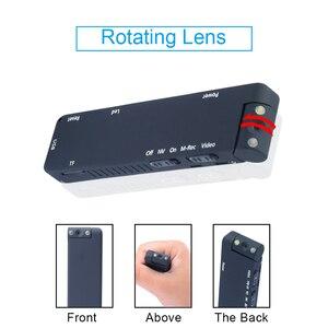 Image 3 - MD14Lミニカメラ1080pマイクロビデオカメラhdナイトビジョン1080p空中スポーツスマートdv音声スポーツマイクロカム