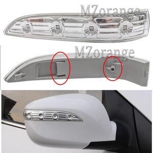 1pc For Hyundai Tucson IX35 2010 2011 2012 2013 2014 Rearview Mirror Turn Signal Lamp Light Left/Right 87624 876142S200